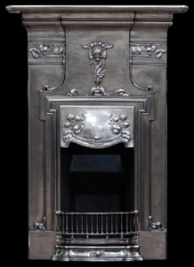 Old fireplaces