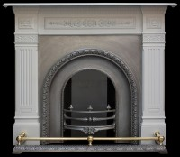Cast Iron Fire Surrounds Page 3 Of 3 The Antique
