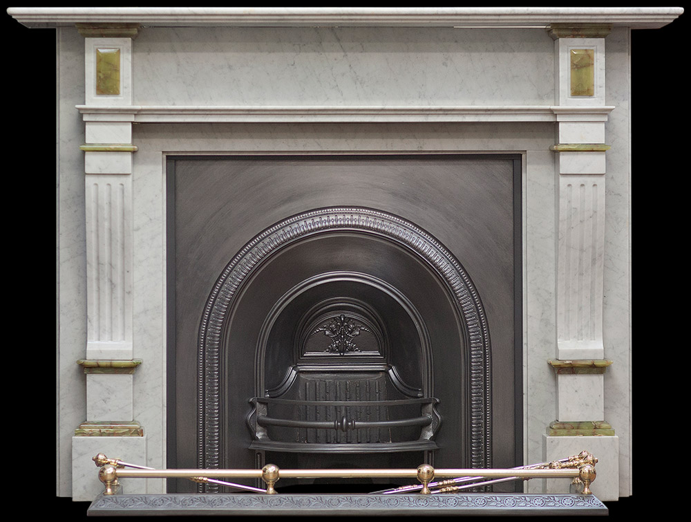 Large Marble Fireplace The Antique Fireplace Restoration Company