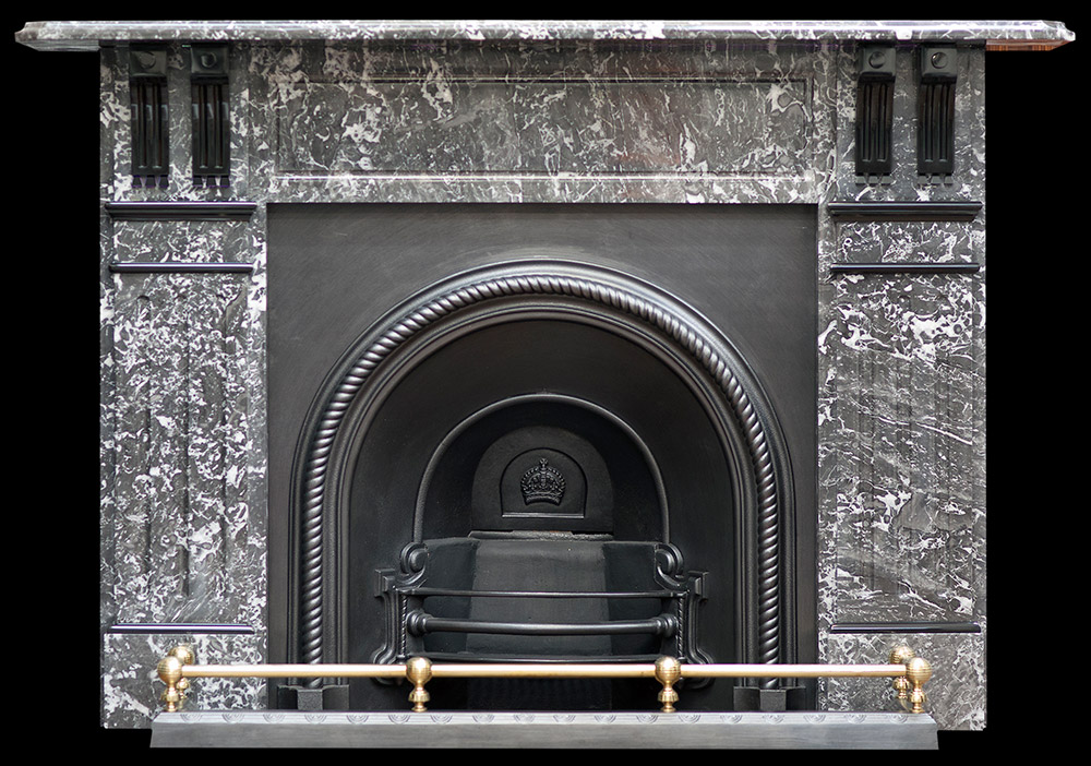 St Annes Marble Fireplace The Antique Fireplace Restoration Company