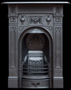 Victoria fireplace