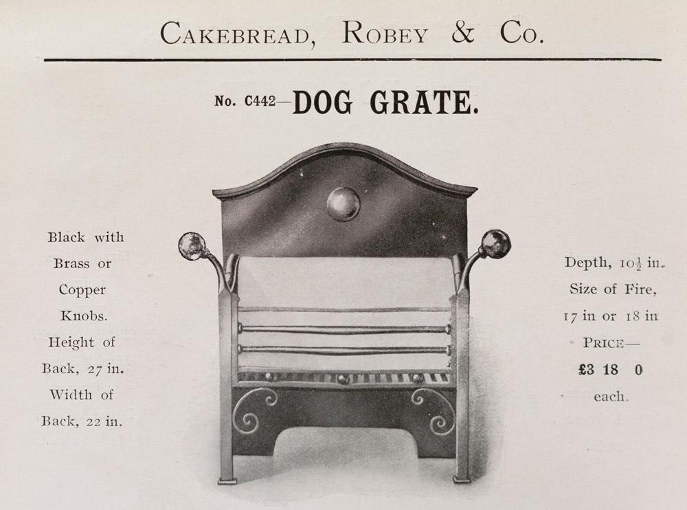 Dog grates