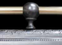 F245b Brass Rail Fender