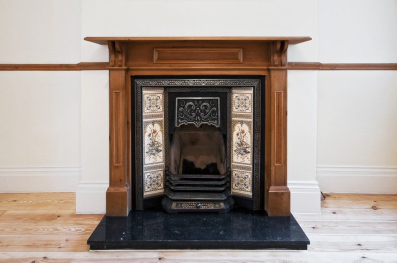 Victorian fireplaces